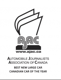 Canadian Car of the Year!