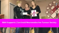 IBAH Supports | Carcinoid Neuroendocrine Tumour Society (CNETS)