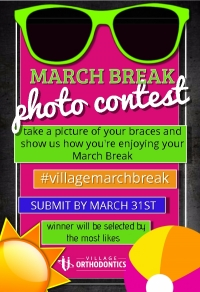 March Break Photo Contest