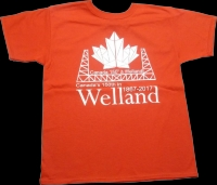 Canada 150 in Welland T-shirts Now For Sale