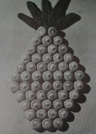 Bottle Cap Crochet - Cool!
