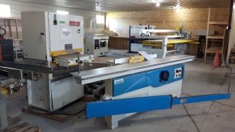 What's New at Brighton Woodworking Machinery