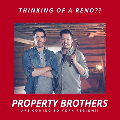 Who wants to be on Property Brothers?