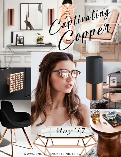 INSPIRATION: May '17 Captivating Copper
