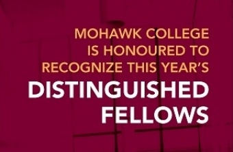 Linda Marshall Inducted as 2017 Mohawk College Distinguished Fellow