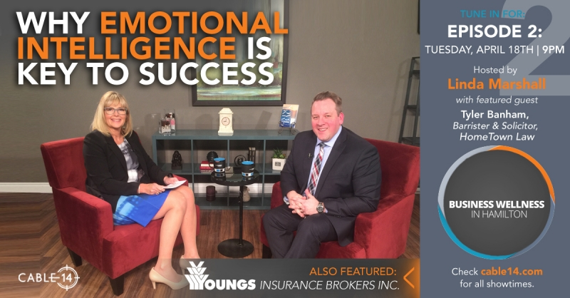 Business Wellness Hamilton | Episode 2: Emotional Intelligence