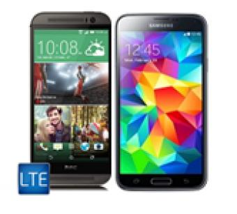 Samsung Galaxy S5 and HTC One (M8) - Now PTT Capable