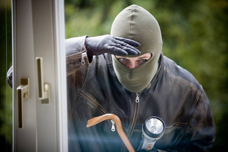 Burglary: Crime Prevention Tips