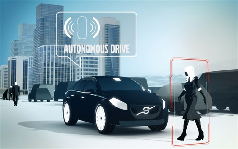 Volvo Vows to Accept Full Liability for Autonomous Driving Accidents
