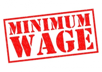 HR News | Minimum Wage Increases October 1, 2016