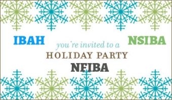 NSIBA, IBAH, NFIBA - Holiday Party Details