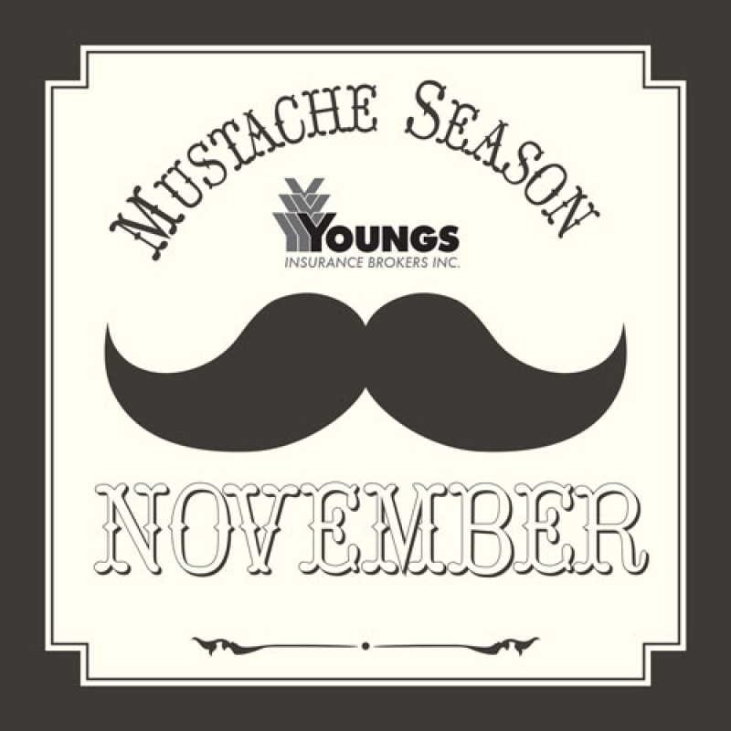 Movember Season is Now Open