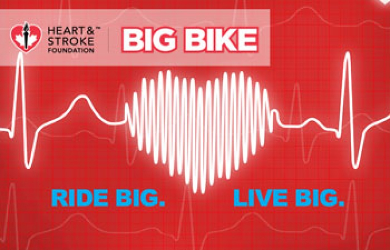 Heart & Stroke Foundation | BIG BIKE