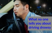 Here's What No One Tells You about Driving Drowsy