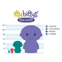 itty bittys® Stuffed Animals