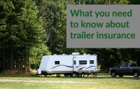 What you should know about Camping Trailer Insurance