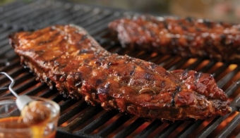 Long Weekend Special - Pork back ribs, $3.99 a pound!