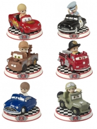 Precious Moments Disney Cars