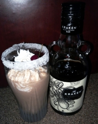 RECIPE: Kraken Chocolate Caramel Frozen Daiquiri