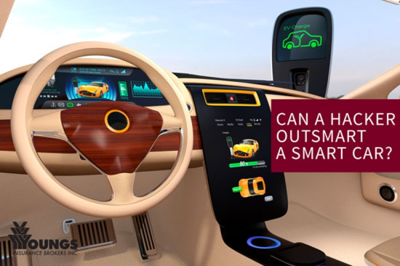 Can A Hacker Outsmart A Smart Car?