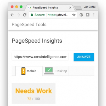 What Those Emails & Page Speed Tests From Google REALLY Mean