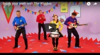 The Wiggles Help Make Brushing Fun!