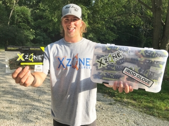 X Zone Lures and Extreme Outdoorsmen, fishing extreme