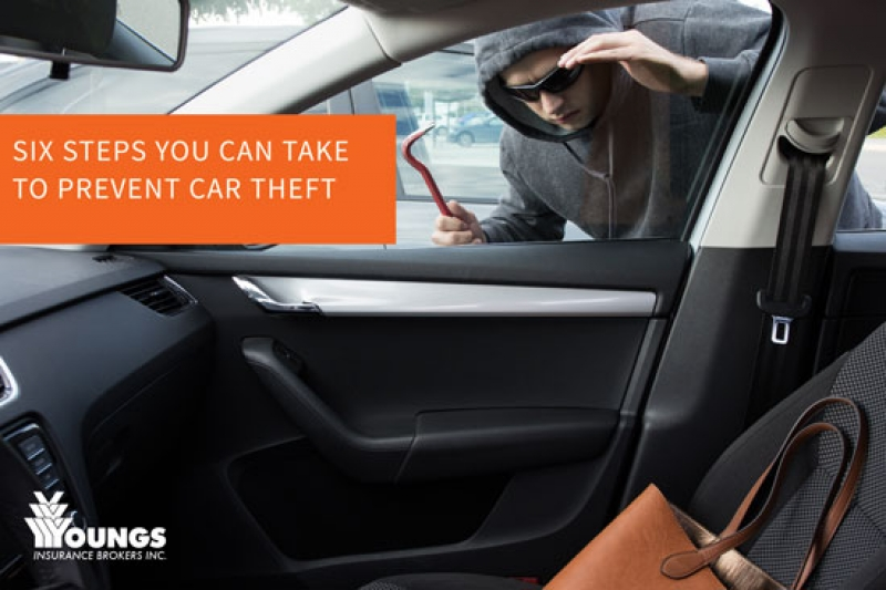 Six Steps You Can Take To Prevent Car Theft