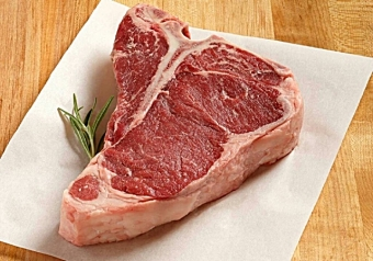 On special now at Glenburnie Grocery, Canadian AA T-Bone steaks for $10.99 a pound!