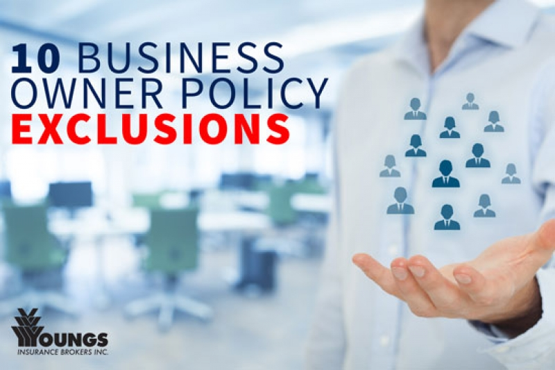 10 Commercial Package Policy Exclusions You Need to Know About