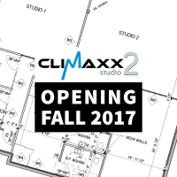Climaxx is Expanding! Studio2 Opening Fall 2017