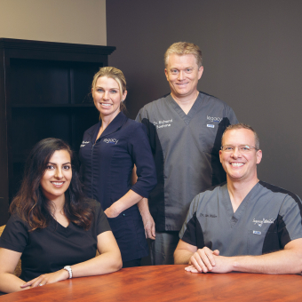 Welcome to Legacy Dental in Lethbridge!