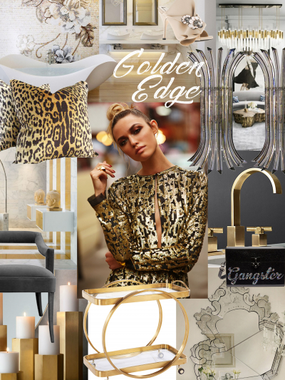 INSPIRATION: SEPTEMBER '17 Golden Edge