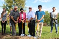 Welland Breaks Ground for New Skatepark