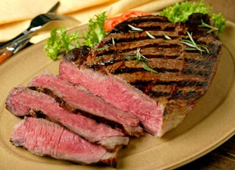 Holding onto summer special - Canadian AA boneless top sirloin steak, $6.99 a pound this weekend at Glenburnie Grocery!