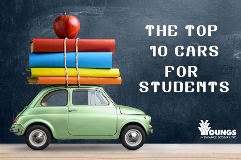 The Top 10 Cars for Students