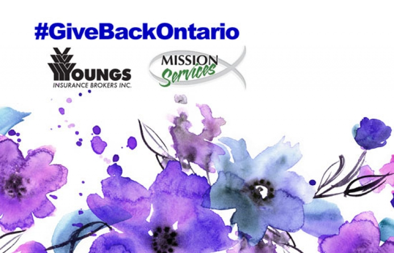 Giving Back | Mission Services Hamilton