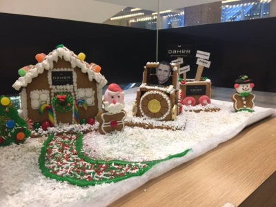 Gingerbread Battle 2015