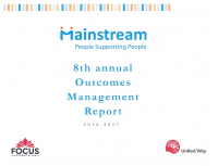 Outcomes Management Report : 2016/2017