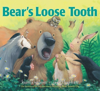 SmileTown Book Club: Bear's Loose Tooth