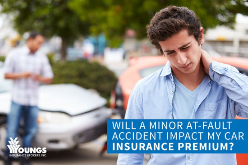 Will A Minor At-Fault Accident Impact My Car Insurance Premium?
