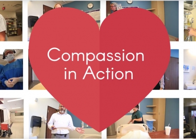 Compassion in Action: A patient's perspective