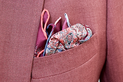 A Beginner's Guide to Pocket Squares