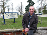 HDS Volunteer - Meet Ron Gilbert