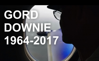 The Country Mourns Gord Downie's Death