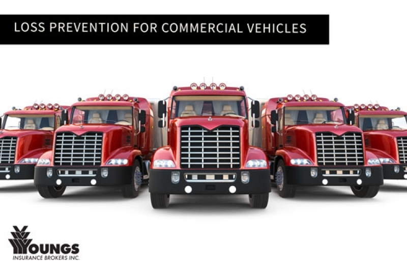 The Truth About Loss Prevention for Commercial Vehicles