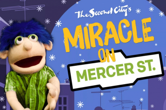 Miracle on Mercer Street Dec 16, 2017 - Jan 5, 2018