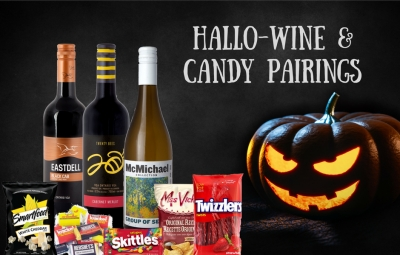 Fun with Halloween Treats & VQA Wines