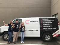 Memorable Fresh Start Package Delivery for Enercare Staff