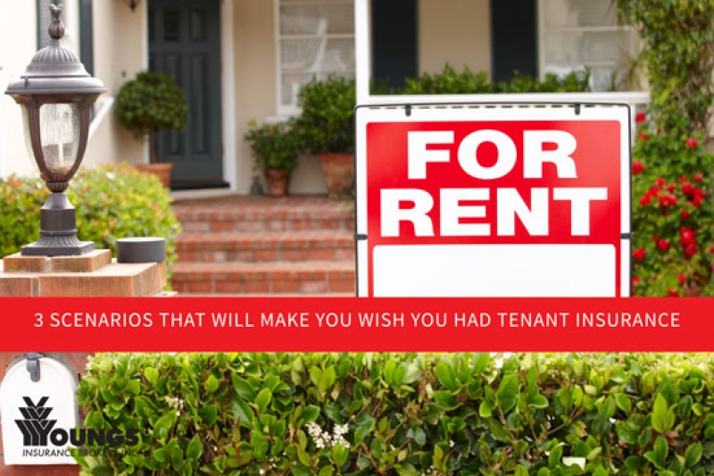 3 Scenarios That Will Make You Wish You Had Tenant Insurance